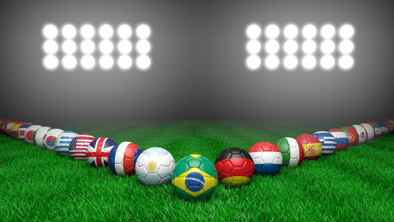 世界のサッカー